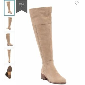 NWT Vince Camuto Kochelda Over-the-Knee Boot WIDE